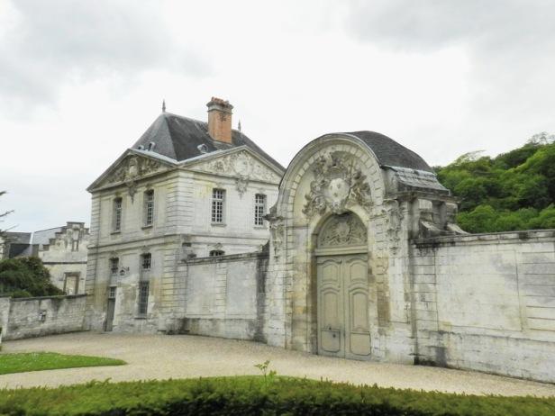 ABBAYE SAINT WANDRILLE 09 Mémoire de France - Beauté et Paysages de notre Belle France